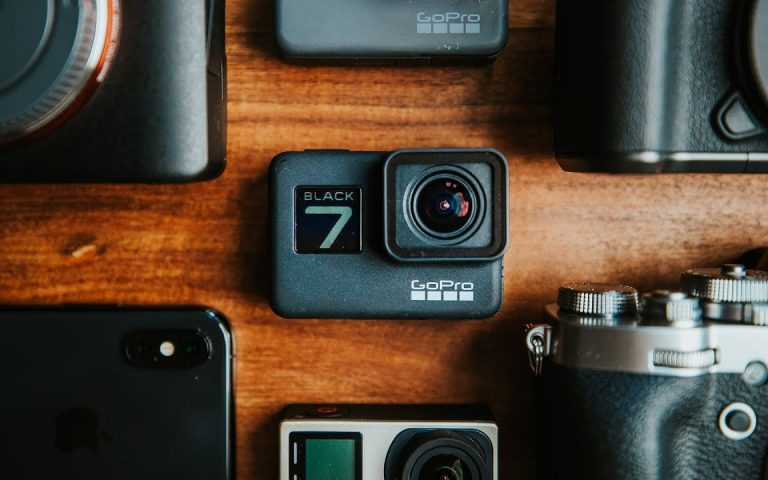GoPro Hero 7 Perú: La mini cámara 4K sumergible a control de voz